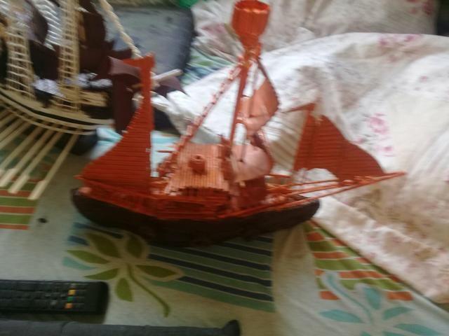 Barcos decorativos artesanais - Foto 4