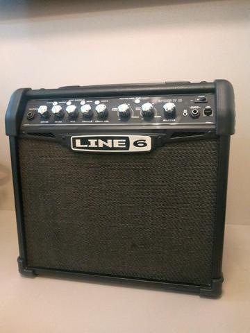 Amplificador Guitarra Line 6 Spider IV 15W