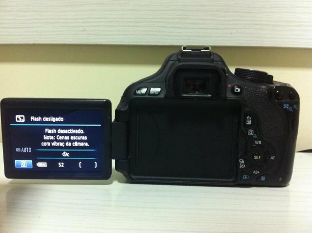 Câmera Canon T3i EOS REBEL - Foto 3