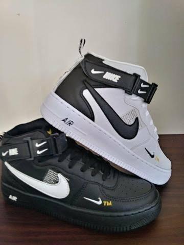 Basqueteiras Nike Air ( 2 Cores Disponíveis ) - 38 ao 43