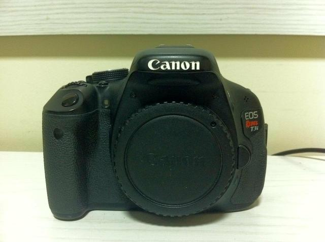 Câmera Canon T3i EOS REBEL - Foto 4