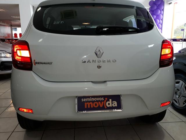 Sandero Authentique 1.0 Flex 12V 2019 - Foto 12