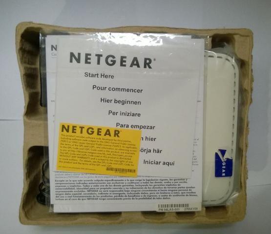 Roteador Wireless NetGear WGR614 - Foto 2