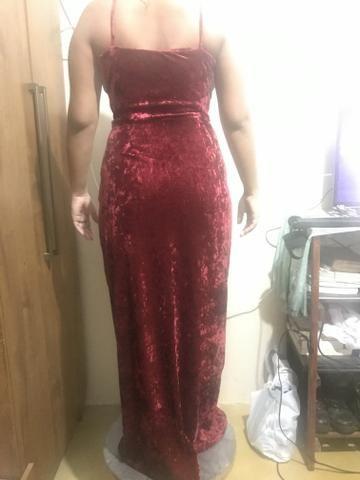 Vestido usado em formatura de direito - Foto 3