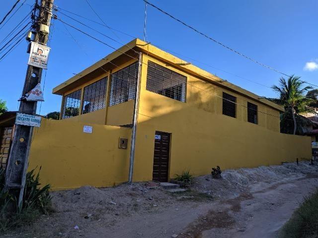 Vendo prédio com 4 casas