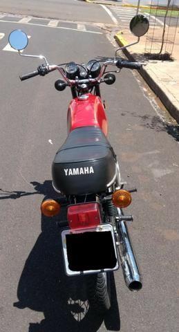 Yamaha RX 125 ANO 1983