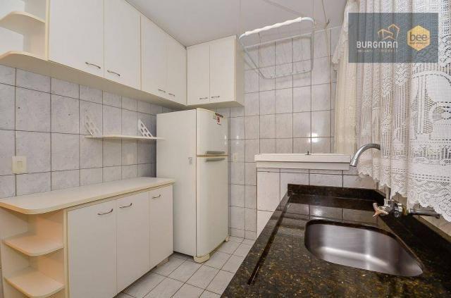 Ótimo apartamento térreo  semimobiliado,  com uma vaga- Ecoville Próximo à Universidade Po - Foto 8