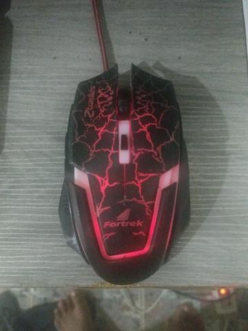 Mouse gamers e teclado - Foto 2