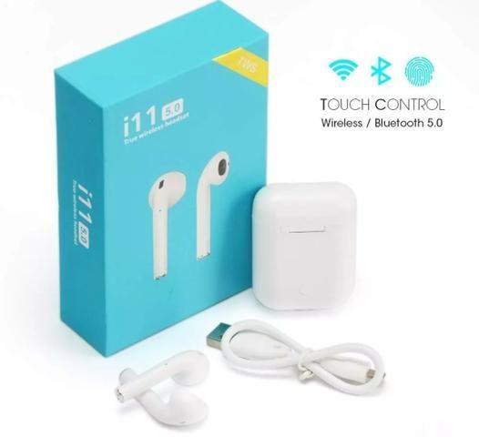 Fone IWS11 sem fio com touch - Foto 2