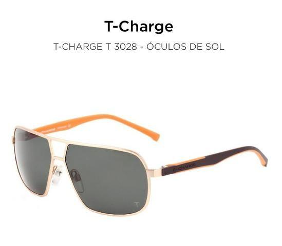 Óculos de sol T Charge Original - Bijouterias, relógios e acessórios ... 479703f4a1