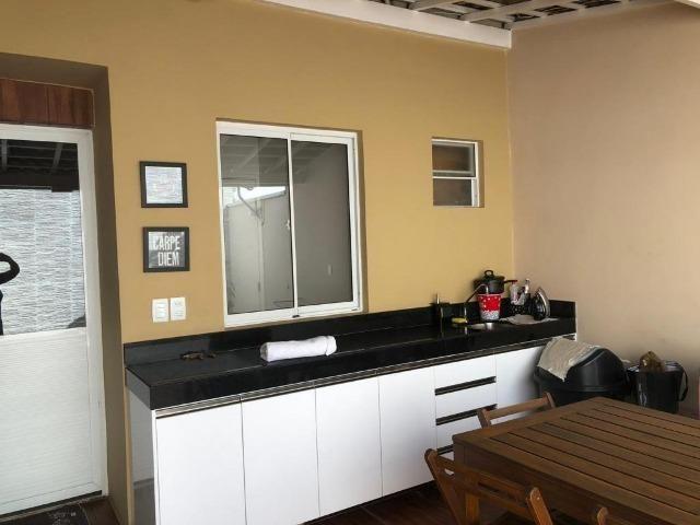 CA1572 Casa 80m² Cond. Magna Villaris 3 Qts Sendo 2 Sts Decorada, Climatizada, e Mobiliada - Foto 13