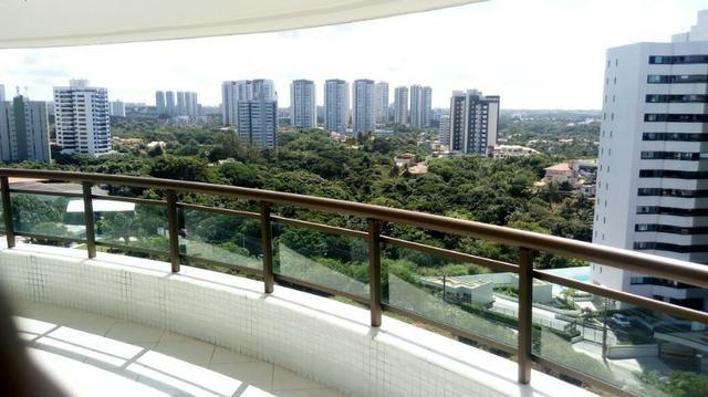 Espetacular vista mar 3 Suites 3 varandas 2 salas vista mar nascente 4 garagens - Foto 14