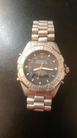 Vendo relógio technos chronoalarm original - Bijouterias, relógios e ... d86f29f28a