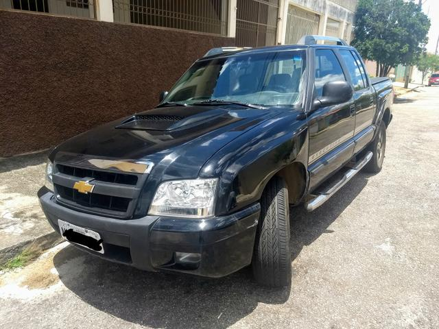 S10 09/09 CD Executive 2.8 4x4 Diesel
