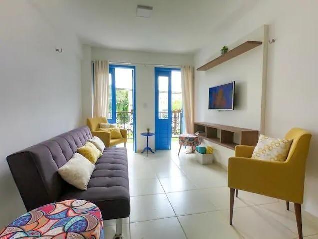 Condomínio Itaúna, apartamento em Guaramiranga, mobiliado, projetado, Centro - Foto 5