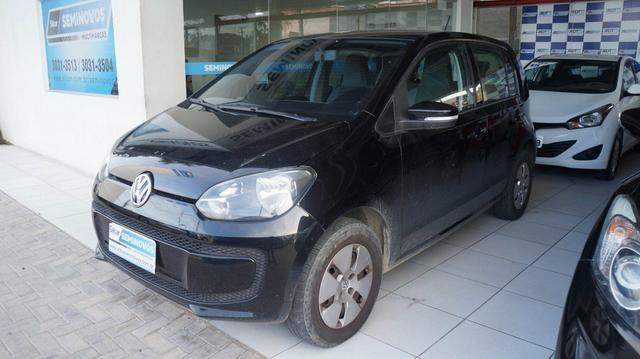 Volkswagen up 1.0 mpi move preto rinaldo teixeira - Foto 5