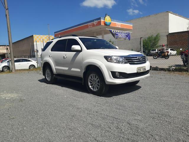 Toyota Hilux SW4 2.7 Flex 2012/2013 único dono automática - Foto 7
