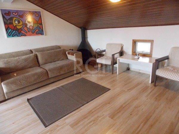 Casa de condomínio à venda com 3 dormitórios em Ipanema, Porto alegre cod:MI270550 - Foto 17