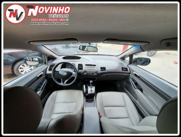 Honda/Civic Lxs 1.8 Aut. 09/10 - Foto 8