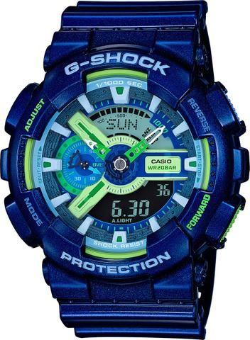 Relógio G Shock GA-110MC-2 Crazy Colors