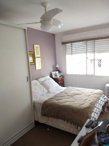 Apartamento à venda com 2 dormitórios em Bom jesus, Porto alegre cod:LU271711 - Foto 13