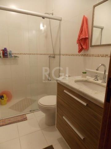 Casa de condomínio à venda com 3 dormitórios em Ipanema, Porto alegre cod:MI270550 - Foto 15