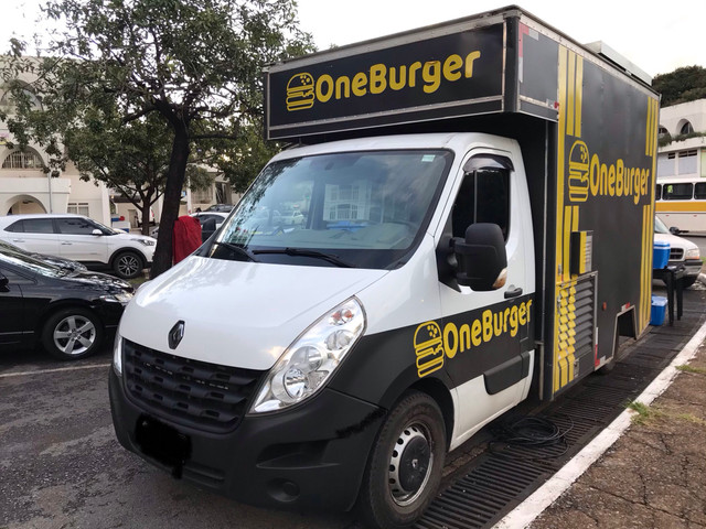 Food truck completo 125.000