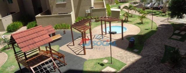 Apartamento TÉRREO com 3 dormitórios. Cond. Brisas do Madeira - Rio Madeira - Porto Velho/ - Foto 20