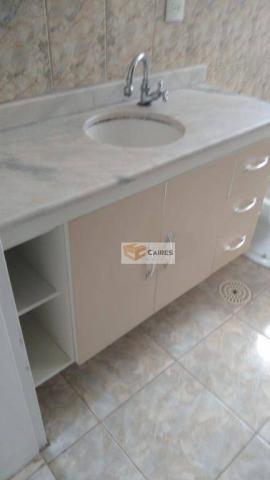 Locação Centro Apartamento com 1 dormitório para alugar, 46 m² por R$ 800/ano - Centro - C - Foto 10
