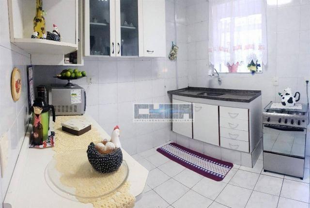 Apartamento amplo 2 dormitórios no Embaré - Foto 11
