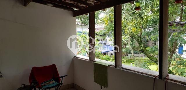 Casa à venda com 5 dormitórios em Cosme velho, Rio de janeiro cod:FL5CS42030