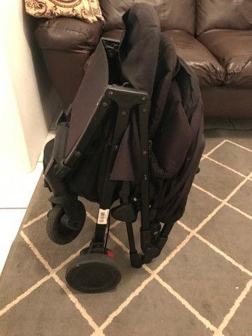 Carrinho+ cadeirinha e bebê conforto - Foto 3