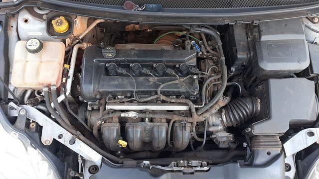 Vendo ford focus hatch 2.0 aut. flex - Foto 12