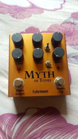 Pedal Fuhrmann Myth of Tones