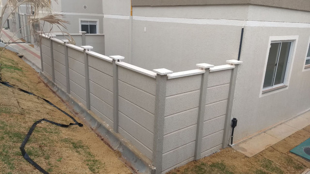 Muro Pré moldado de concreto - Foto 2