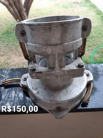 Adaptador / descarga selada e lanterna anti explosão  - Foto 4