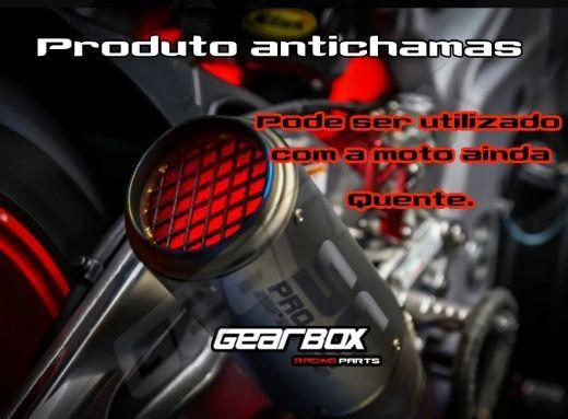 TRAVA DE MOTO TECKLOCK + TRAVA DE CAPACETE TECKLOCK + CAPA DE MOTO  - Foto 12
