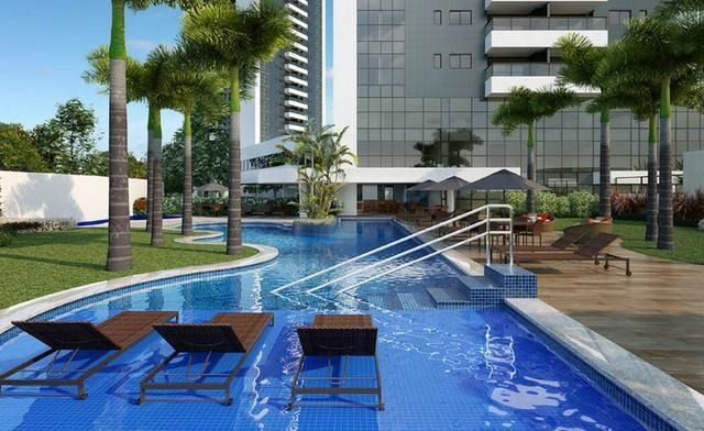 FG*Apartamento 4Qts alto padrão-135M² 3suítes-Ilha do Retiro -Varanda Gourmet - Foto 8