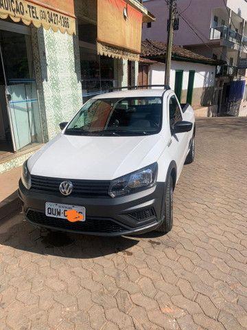 Volkswagen VW Saveiro Robust Branca CS G7