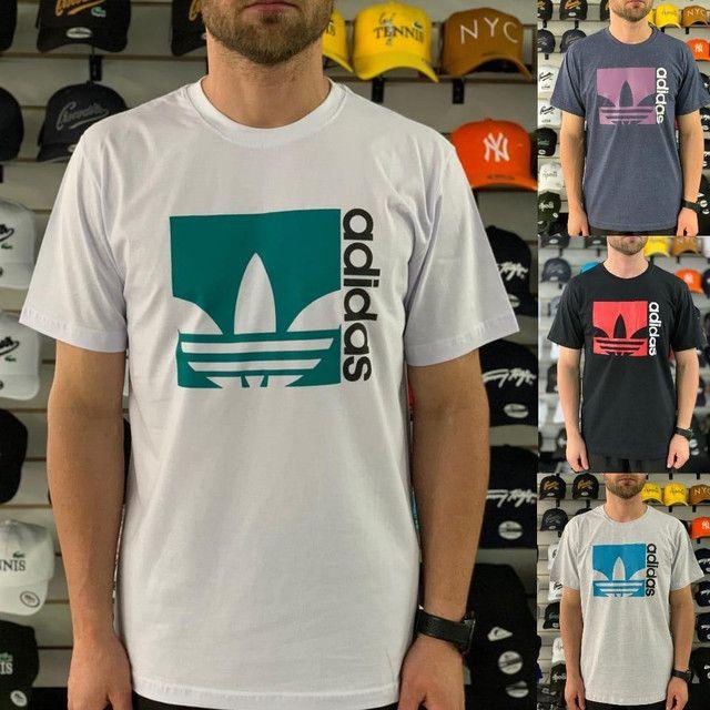Camiseta Adidas - Foto 6
