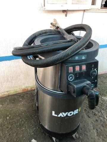 Vendo máquina vaporizadora lavor