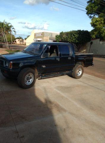 Vendo/troco L200 4x4 turbo diesel