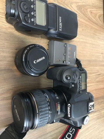 Vendo câmera Canon EOS 50D - Foto 3