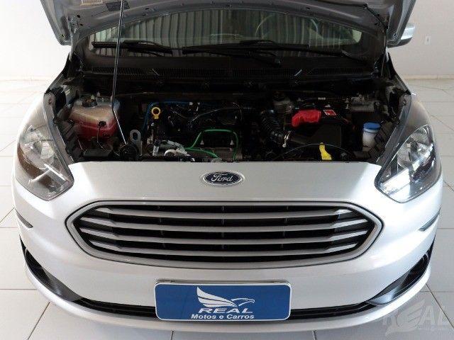 Ford Ka Hatch SE 1.0 TiVCT Flex Financiamos Em Até 60X Com Apenas 3 Mil De Entrada - Foto 16