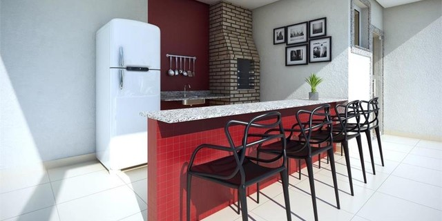 Apartamento à venda, 41 m² por R$ 155.496,00 - Centro - Eusébio/CE - Foto 7