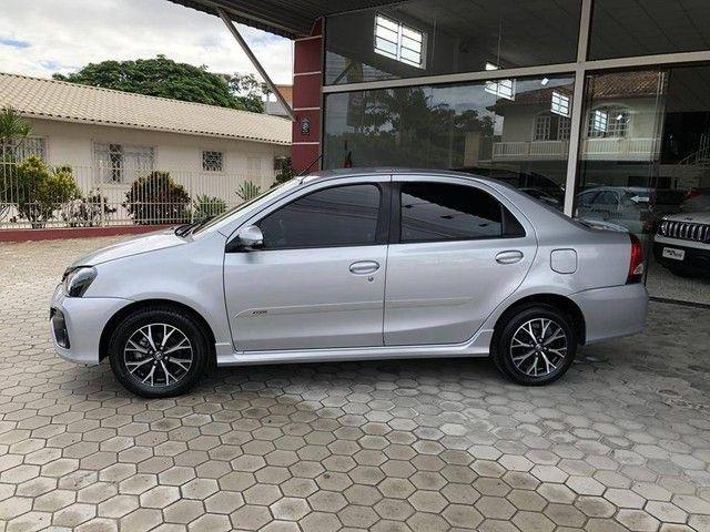 Toyota Etios Platinum Sedan 1.5 Flex 2019 Automático (Top - Na Garantia) - Foto 6