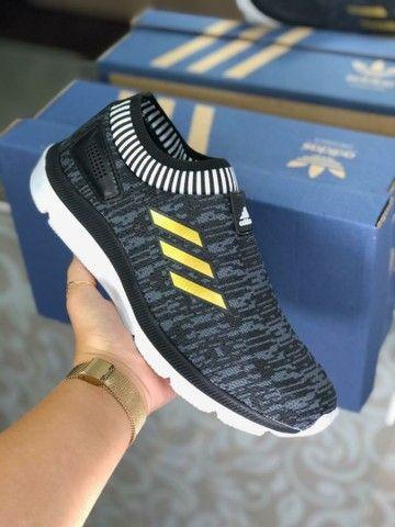 Promoção Tênis Nike e Adidas Meia ( 120 com entrega) - Foto 4