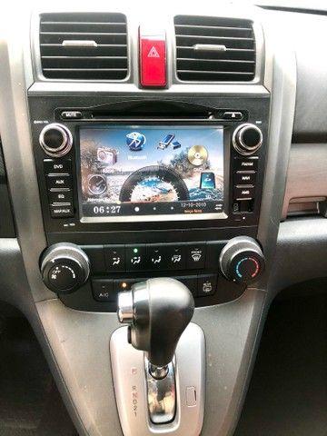 Honda crv automatica top flex bancos caramelo  - Foto 11