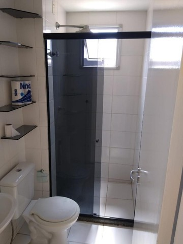 Condomínio Fit Coqueiro I- Ótimo Apartamento Andar Baixo Com 2 Quartos . - Foto 12