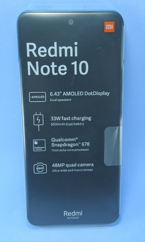 Xiaomi Redmi NOTE 10 4gb 64gb..Lançamento Exclusivo!! - Foto 2